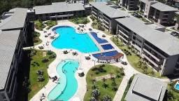 Título do anúncio: JA- Apartamento 3 quartos mobiliado térreo Garden ,  Beach Class Eco Life Muro Alto