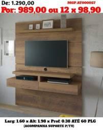 Metade do Preço da Loja - Painel de televisão até 60 Plg - Embalado