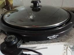 Churrasqueira elétrica Britânia top grill 2