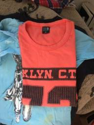 Camiseta pink n 16 stapada