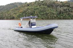 Flexboat SR 760 LL 2 CR 2 x Mercruiser AXIUS Premier 4.5 250 HP