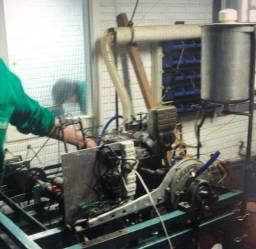 Título do anúncio: Dinamômetro Hidráulico Stuska USA Dynomite potência torque Motor Kart Moto