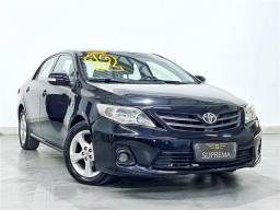 Corolla 2.0 XEI 2012 AUT Com GNV - Apenas 78.000km