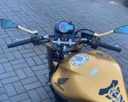 Moto Honda cb 600F/2010