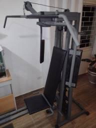 Estação musculação aparelho reformado