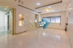 Apartamento à venda com 4 dormitórios em Flamengo, Rio de janeiro cod:28119
