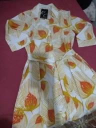 Título do anúncio: Vestido chamise Rogério costa