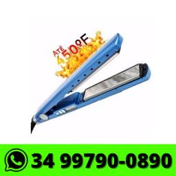 Título do anúncio: Prancha Chapinha Nano Titanium 450 ºF Bivolt