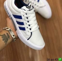 Vendo sapatênis Adidas e tênis Adidas alpha ( 120 com entrega)