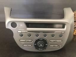 Radio Honda Fit 2010/2011