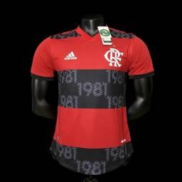 Camisa Flamengo versão player 21/22
