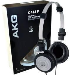 Fone Alta qualidade Retorno Palco AKG 414