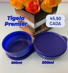 Tupperware Kit Tigelas Premier 500 Ml 2 Peças