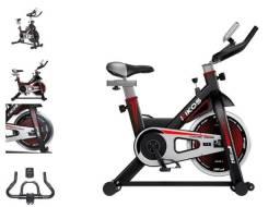 Bicicleta Spinning Kikos F5i Super Premium + Sensor de Pulso + Garantia de 2 anos