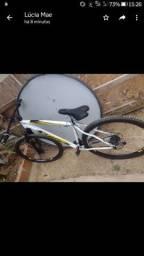 Bicicleta TRACK 3 meses de USO.