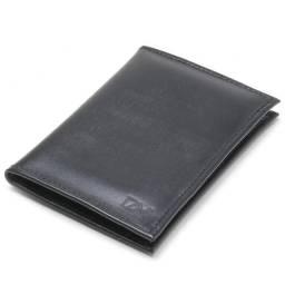 Carteira porta documentos  couro