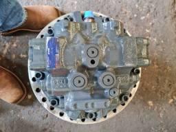 Título do anúncio: Motor hidráulico do redutor de translação escavadeira Case CX220C