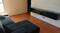 Apartamento semi imobiliado