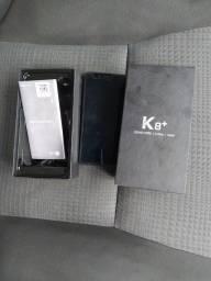 Título do anúncio: LG k8+