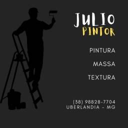 Título do anúncio: Pintor e serviços gerais