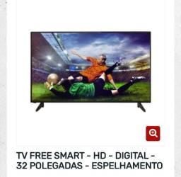 **vendo televisão nova**