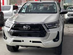 Título do anúncio: Toyota Hilux Cabine Dupla SRX 2.8 TDI CD 4x4 (Aut)