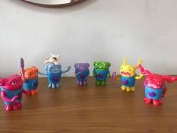 Brinquedos Cada um na sua casa