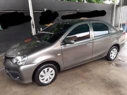 Etios Sedan Automático Único GNV !!!