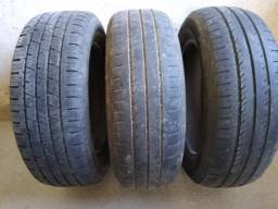 3 pneus aro 16 195/60