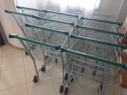 Título do anúncio: Carrinho de supermercado