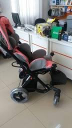 Cadeira de Rodas Postural Infantil Kimba Neo 2 Ottobock com Encosto Reclinável
