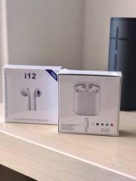 Título do anúncio: Fones de ouvido i12
