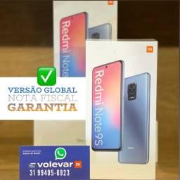 Entrega GRÁTIS BH! Xiaomi NOTE 9S 64GB - Novo Lacrado Garantia - Versão GLOBAL!