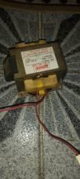 Transformador de Micro-Ondas