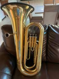 Título do anúncio: Tuba Weril J310 novíssima