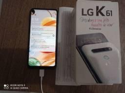 LG K 61 128 GB Celular