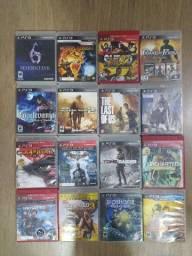 Jogos PlayStation 3 completos