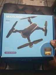 Drone Multilaser Eagle FPV Câmera HD 1280P 80 Metros