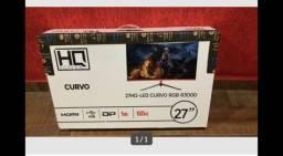 Monitor Curvo Gamer