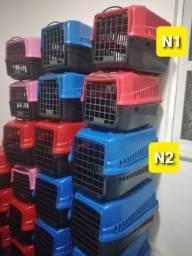 Título do anúncio: Caixa de transporte para gato cão pets com entrega grátis!