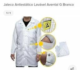 Casaco anti-estatico para conserto celulares