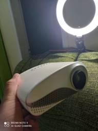 Mini projetor faça seu SINE em casa