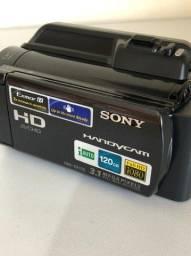 Filmadora Sony HDR-XR150 FullHD 120Gb