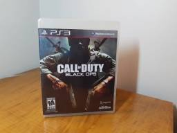 Jogo Call of Duty Black OPS, PS3