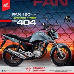 Título do anúncio: FAN 160 MODELO 21/21