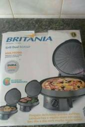 Grill Dual Multiuso Britânia Novo