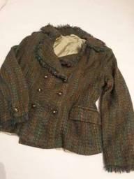 um casaco femenino novo