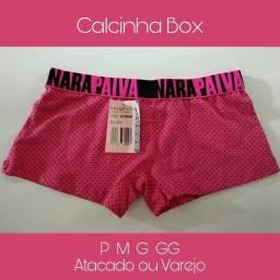 Calcinha Box