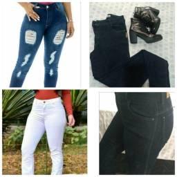 Jeans 40$ as 4 por 100$