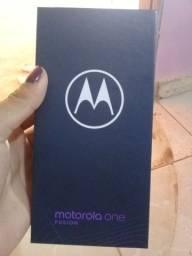 Motorola One Fusion modelo novo digital atrás
